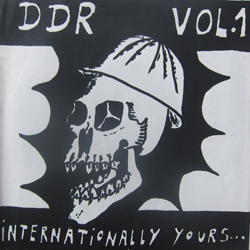 Cover of DDR vol. 1 Internationally Yours... 7""