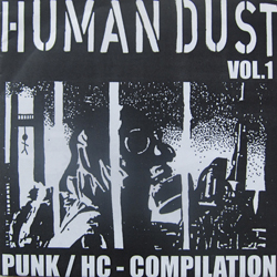 Cover of Human Dust vol. 1 7""
