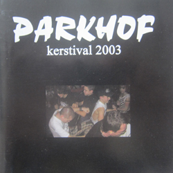 Cover of Kerstival CD